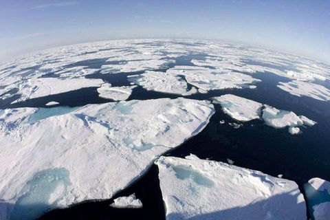 Denmark makes case for ownership of North Pole