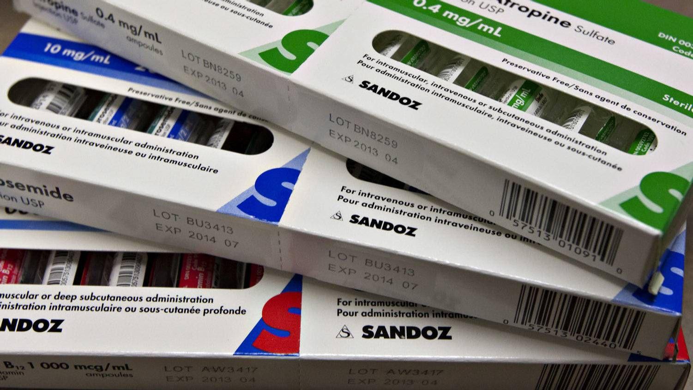 Sandoz recalls morphine after packaging error - The Globe