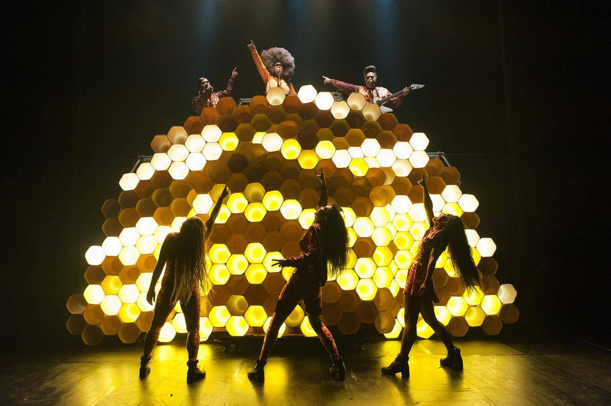 Hot Brown Honey, The Cultch