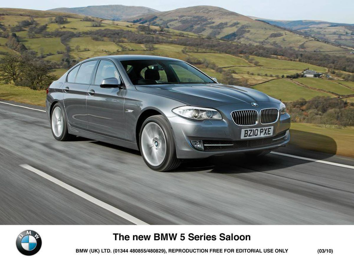 BMW 528i xDrive: The little engine that can - The Globe and Mail