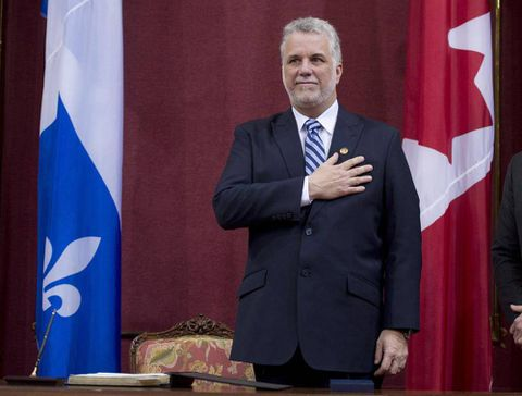 Liberals' Quebec charter would combat religious extremism, Couillard says