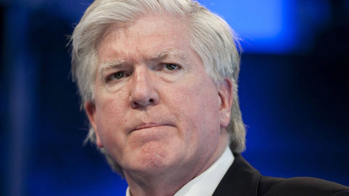 Toronto Maple Leafs General Manager Brian Burke is approaching his third anniversary with the NHL club. FILE PHOTO: THE CANADIAN PRESS/Chris Young