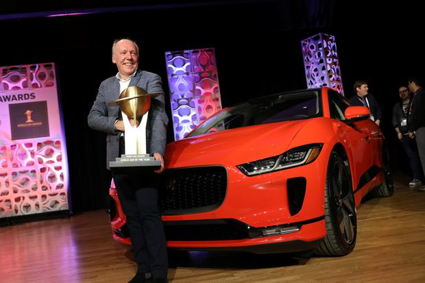 Jaguar I-Pace Is The Big Winner With Three Awards