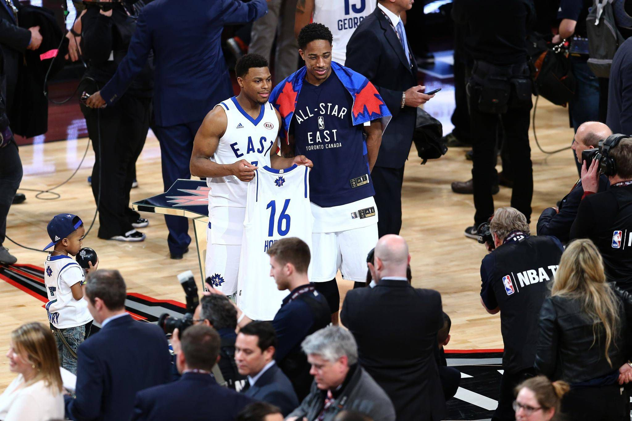 9ab94590942 Kyle Lowry thrilled to join DeMar DeRozan at all-star game again ...