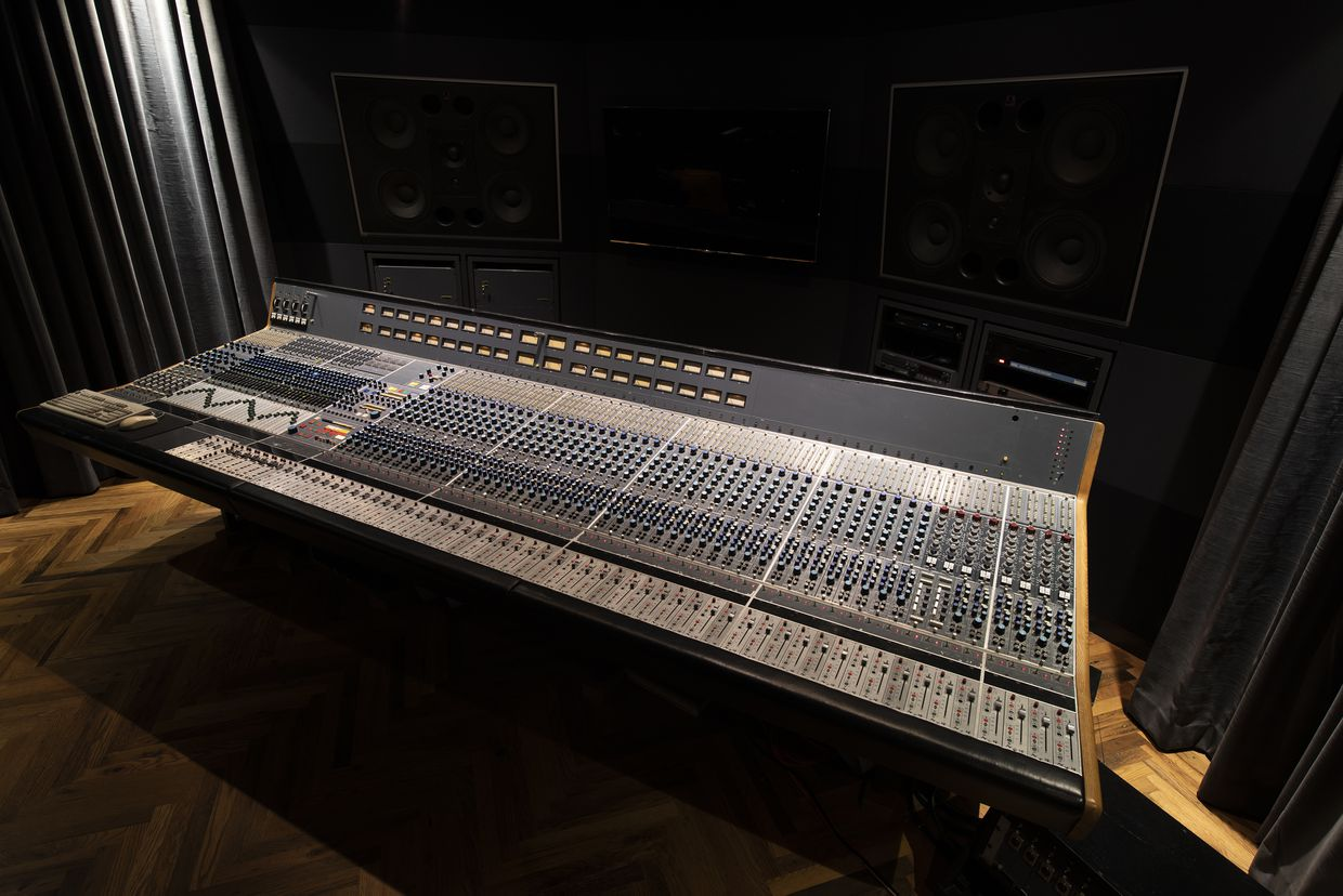 Every little thing it does is magic: A revered sound board and its Toronto fate