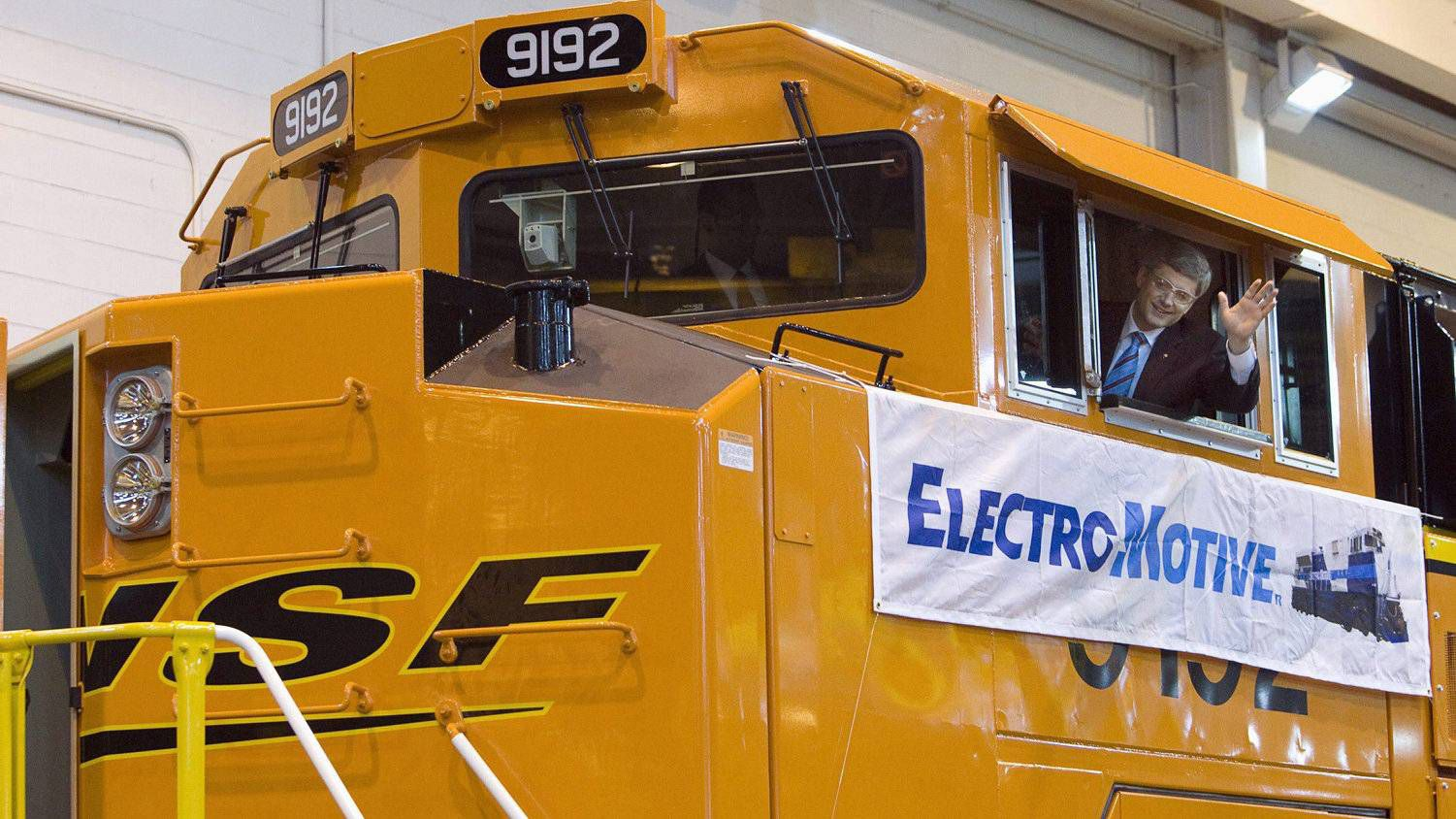 Electro Motive Diesel >> The 5 Million Electro Motive Subsidy That Wasn T The Globe And Mail