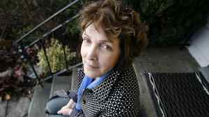Playwright Joan MacLeod at her home in Victoria, B.C., in 2009. She has been nominated for the 2011 Siminovitch Prize.