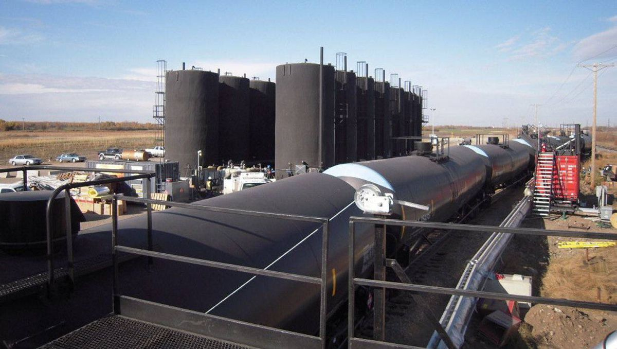 Companies are converting other types of rail cars to transport oil, as industry rethinks a long-standing reluctance to deliver crude by train.