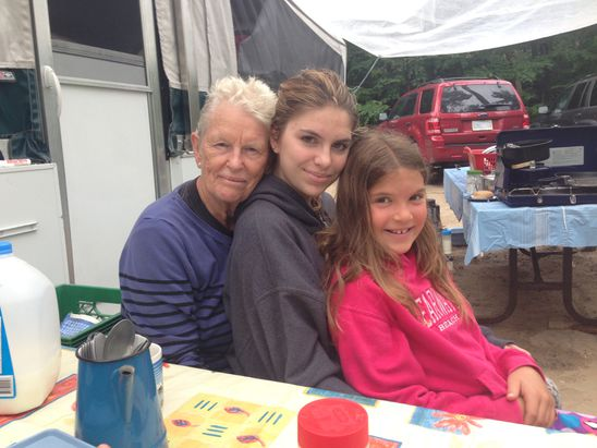 Amplify: A family camping tradition spearheaded by my grandmother