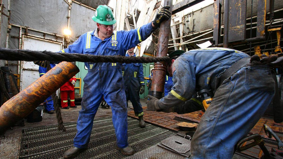 Calfrac, which operates in drilling-heavy areas such as the Marcellus shale formation, gets close to a third of its revenue from its U.S. operations.