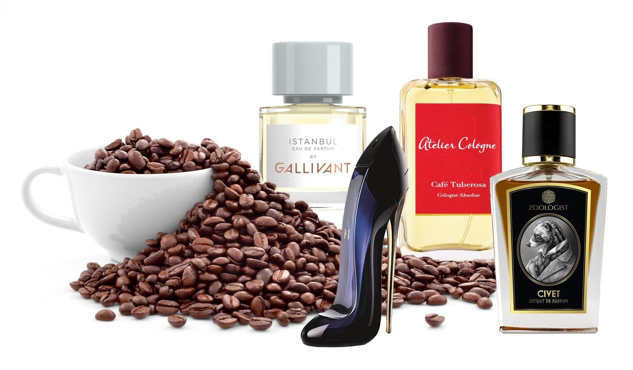 Eau de java: Fragrance companies add coffee to new scents