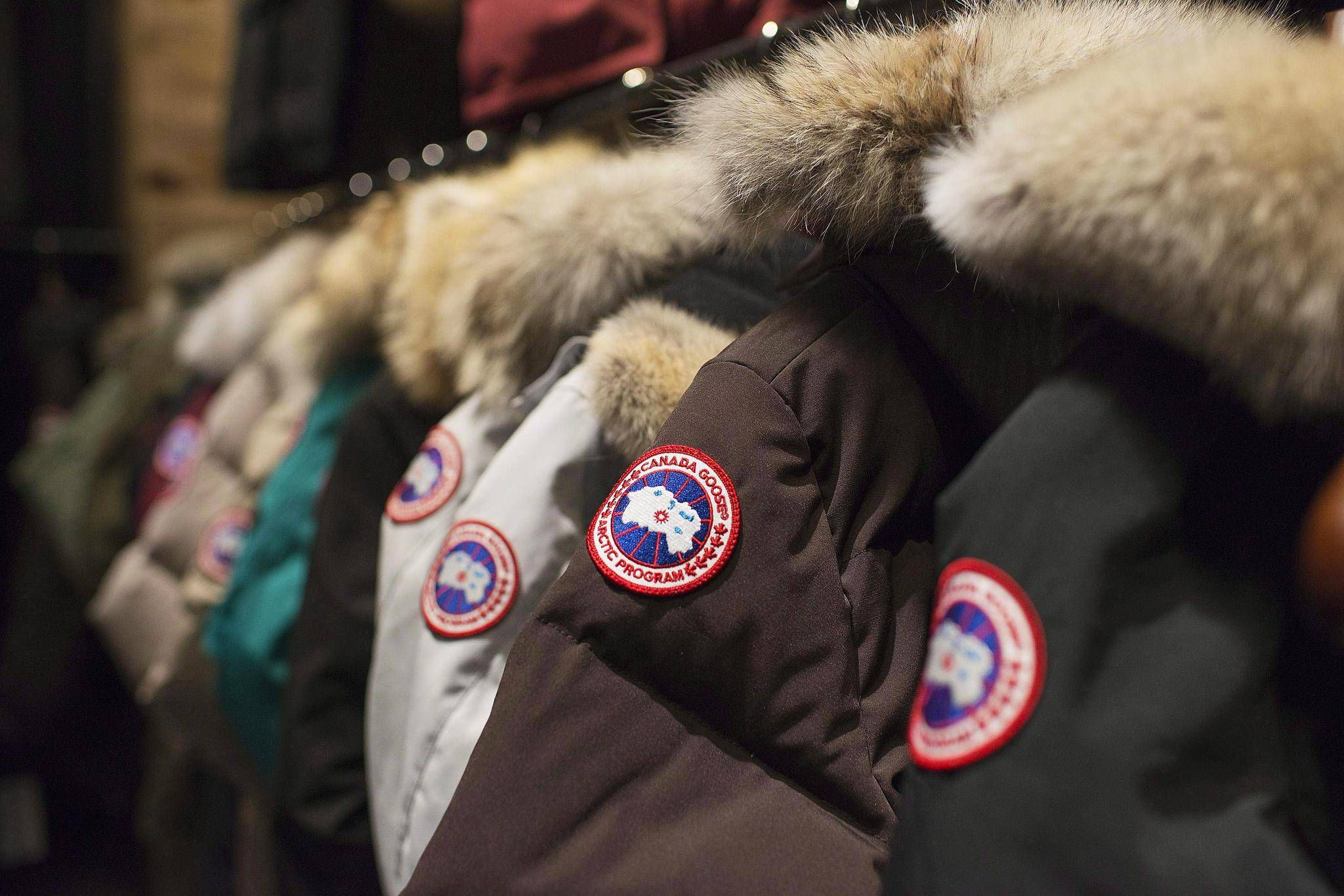 canada goose company valuation
