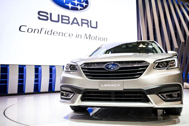 Subaru responds to Nissan's challenge with a reworked 2020 Legacy