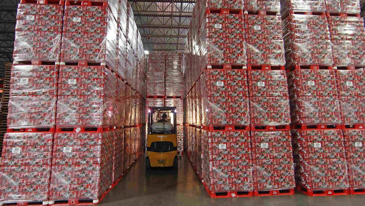 Coke's new productivity program is targeting annual savings of $350-million (U.S.) to $400-million by the end of 2015.