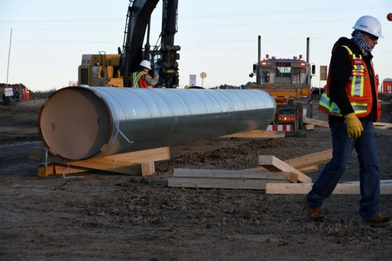 Western Canada: At long last, pipeline construction begins on Trans Mountain expansion