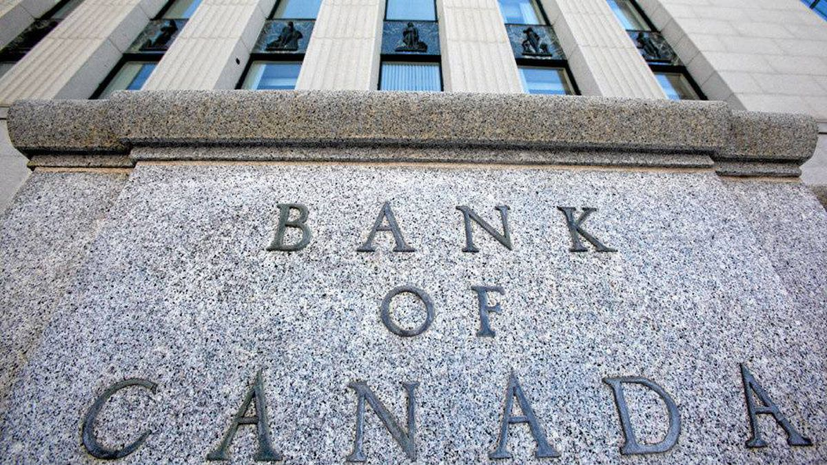 The Bank of Canada is shown in Ottawa, Tuesday, March 3, 2009.