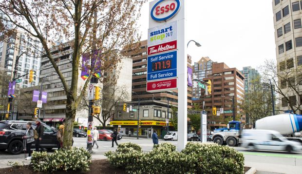 B.C. Premier John Horgan says government is seeking ways to provide gas-price relief