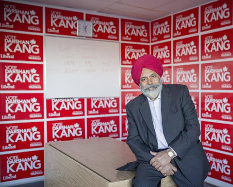 Embattled Calgary MP Darshan Kang resigns from Liberal caucus