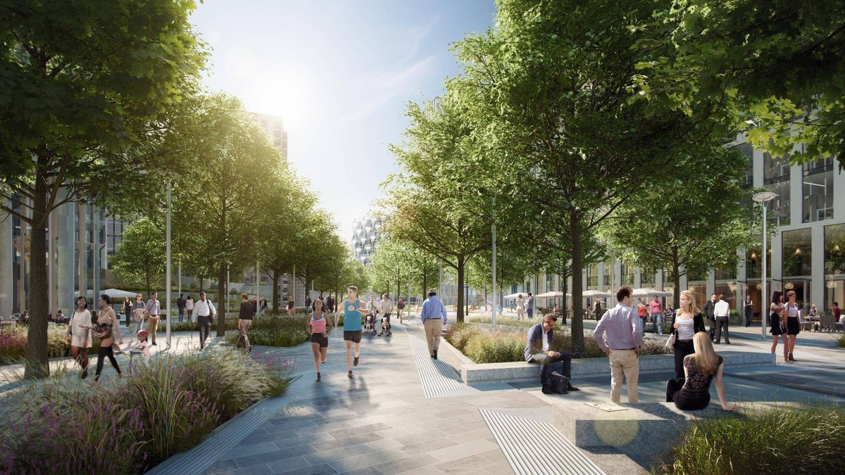 Nine Elms Vauxhall Partnership