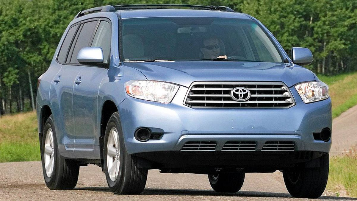 Toyota Highlander Used Cars Toronto
