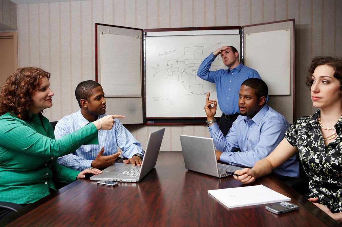 research papers conflict resolution workplace