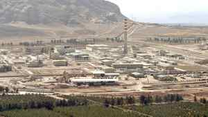 A general view of a uranium processing site is seen in Isfahan, 340km (211 miles) south of Tehran in this March 30, 2005 file photo.