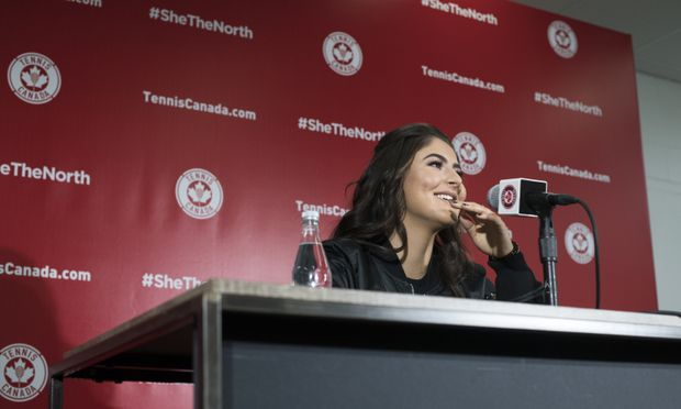 Bianca Andreescu's former coach reflects on tennis champ's early ambitions