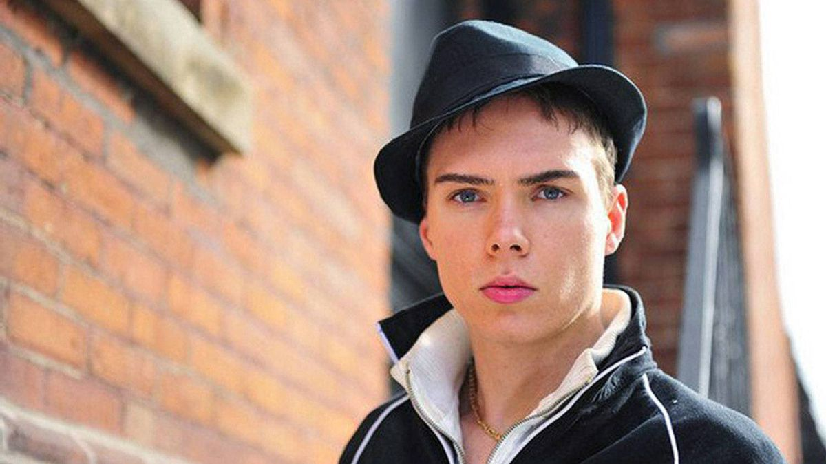 Luka Magnotta is shown in a photo from the website www.luka-magnotta.com. Magnotta is wanted in the shocking case of a dismembered body whose parts were mailed to different places including the headquarters of the Conservative Party of Canada.