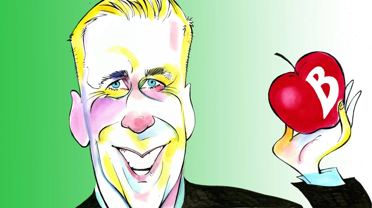 Drawn Off Topic: Gerry Dee on 'boutique' schools