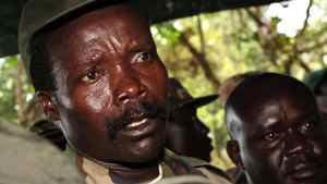 The leader of the Lord's Resistance Army, Joseph Kony answers journalists' questions following a meeting with UN humanitarian chief Jan Egeland at Ri-Kwamba in southern Sudan in 2006. A video by the advocacy group Invisible Children about the atrocities carried out by jungle militia leader Joseph Kony's Lord's Resistance Army is rocketing into viral video territory and is racking up millions of page views seemingly by the hour.