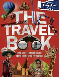Afghanistan to Zimbabwe Lonely Planet's The Not-for-Parents Travel Book lets young explorers flip through the globe. Every country has its own dedicated page with eye-popping photos, a map, facts about local delicacies, fascinating buildings and cool wildlife. The bulky hardcover design doesn't make for easy packing, so use it as a pretrip primer. $21.99; chaptersindigo.ca