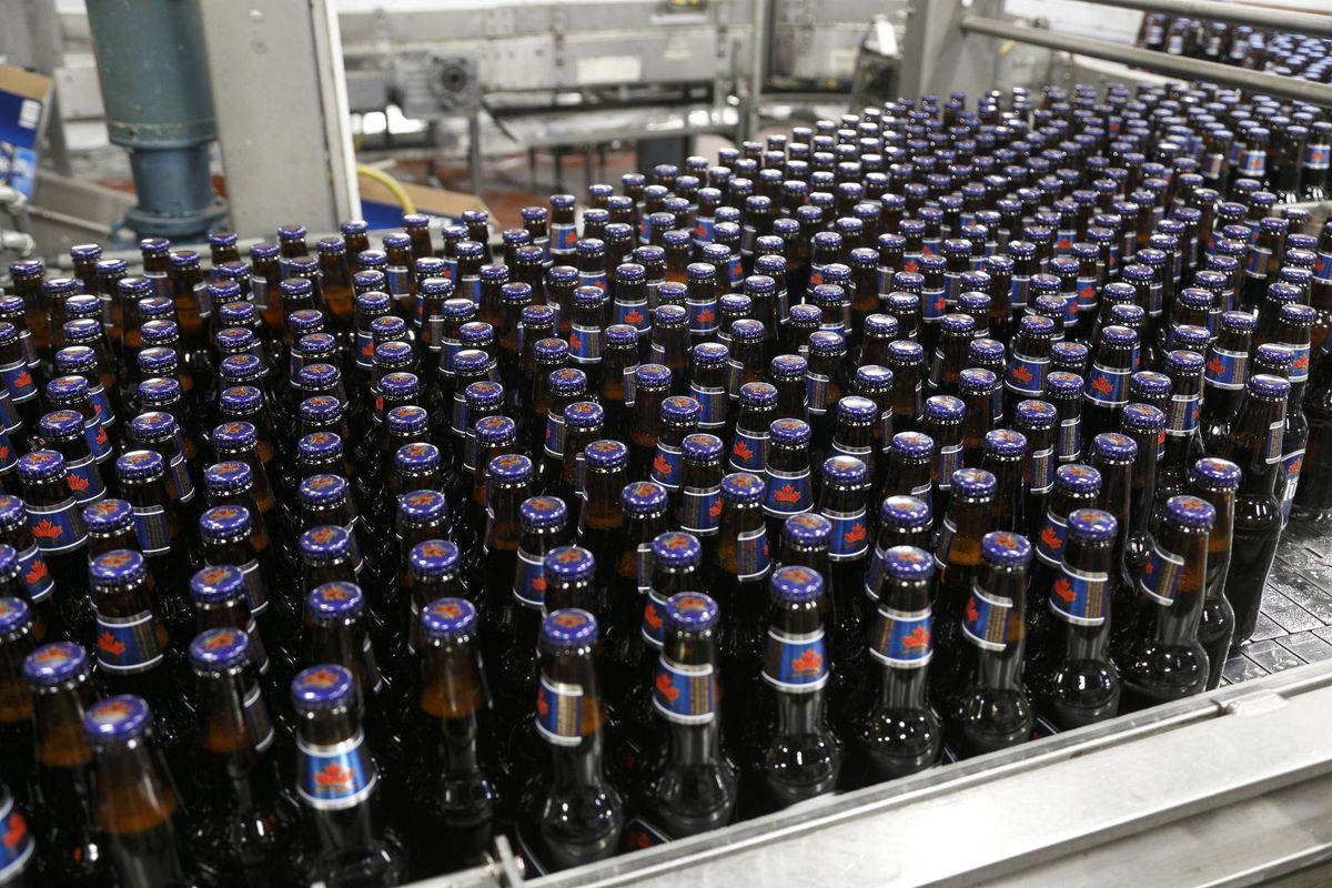 Labatt Breweries of Canada via CP