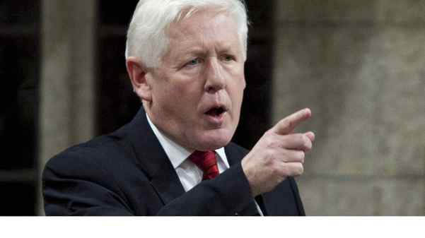 Liberal leader Bob Rae rises during Question Period in the House of Commons in Ottawa on Dec. 8, 2011.