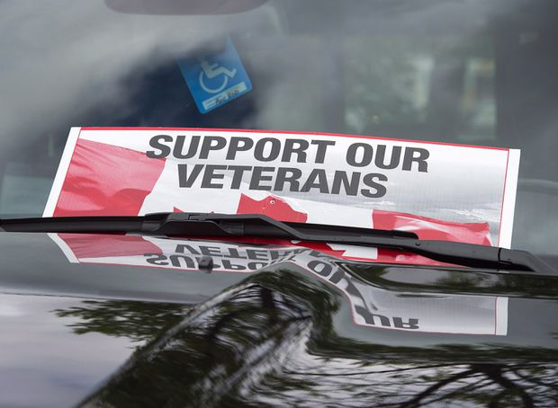 On average Canadian veterans face up to 32-week wait times for benefit decisions
