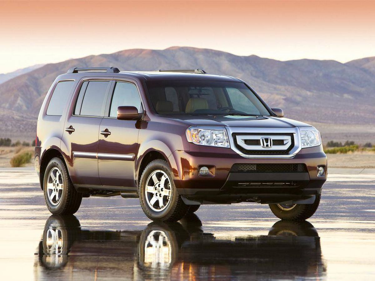 Honda Pilot A Solid Family Hauler The Globe And Mail