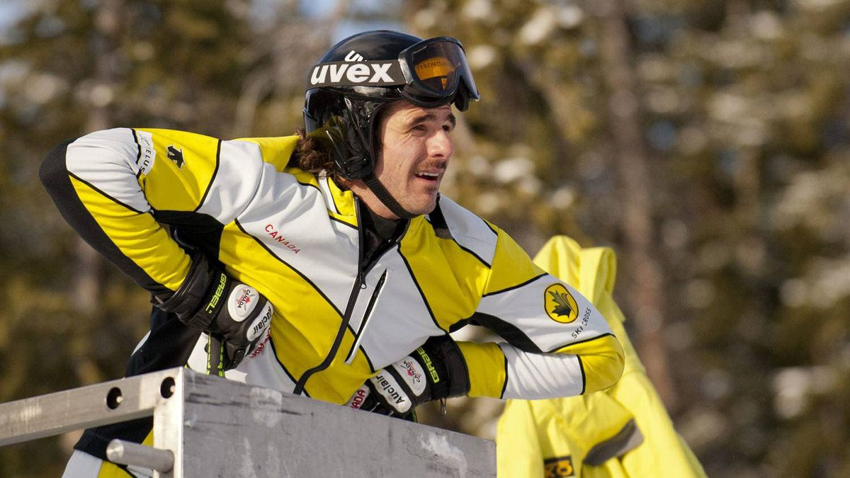 Nik Zoricic died from head injuries after crashing in a World Cup skicross event at Grindelwald on March 10, 2011.