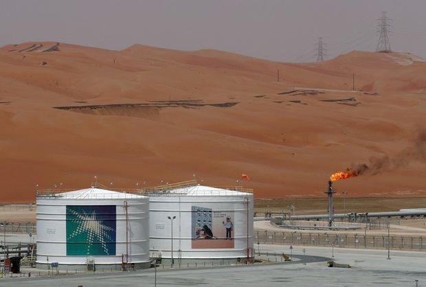Climate change could rain on saudi aramcos ipo parade