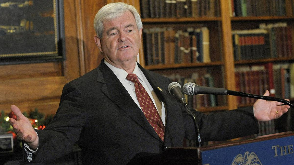 Newt's Catholicism gets a pass?