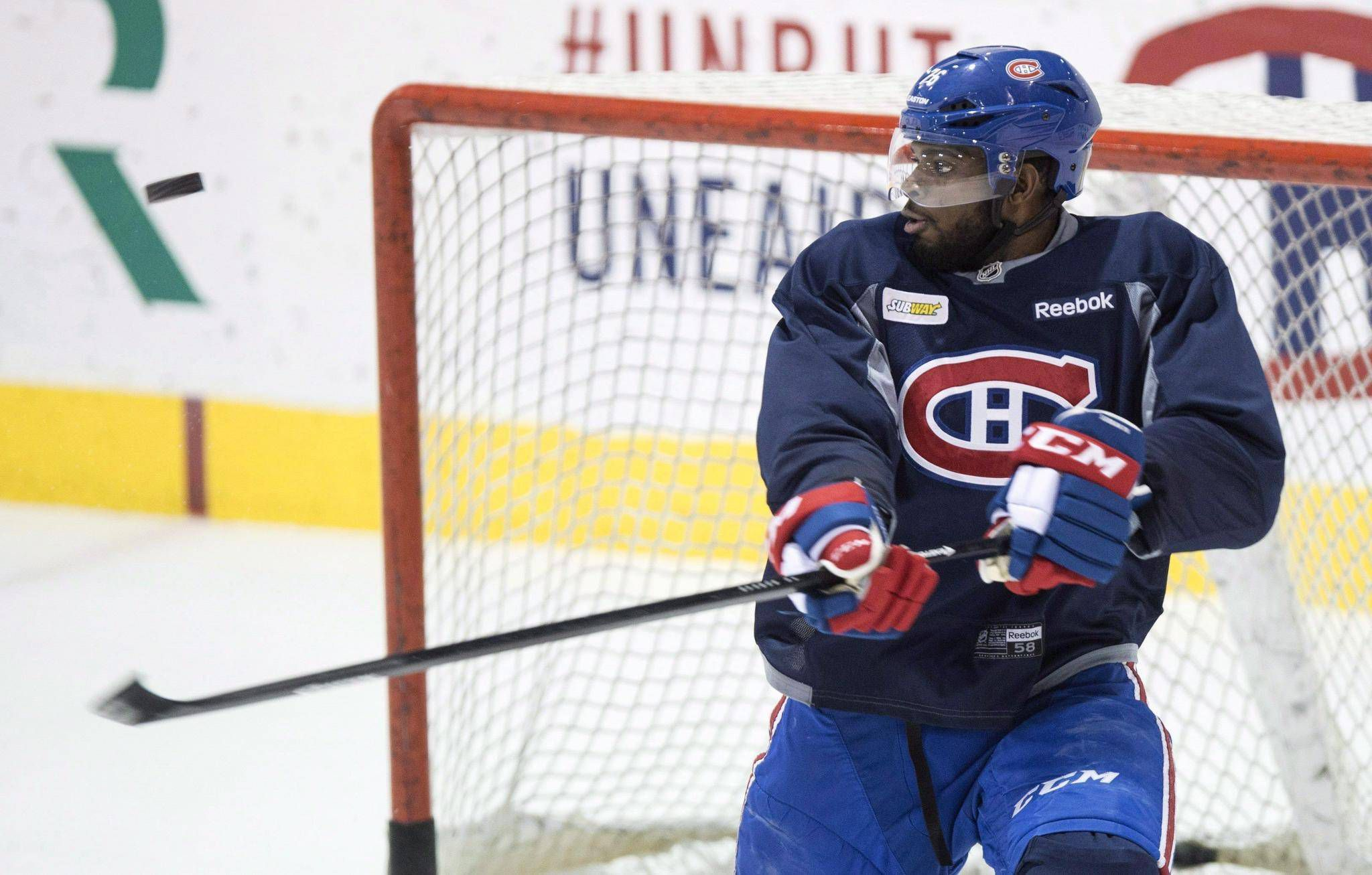 598ac01fcfa Canadiens trade P.K. Subban to Predators for Shea Weber in blockbuster deal