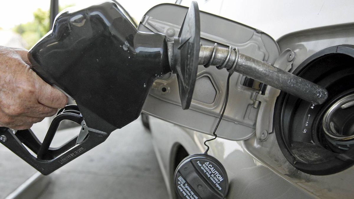 Gasoline and groceries are fuelling a flare-up in inflation.