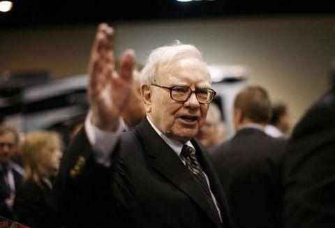 Buffett bets on Suncor and oil sands