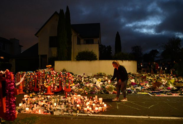 New Zealand PM raises alarms about social media sites after massacre