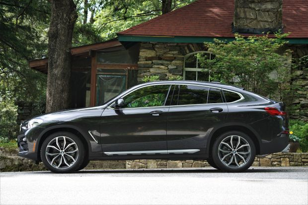 Review Redesigned Bmw X4 Cuv Is A Fully Capable Performer On The