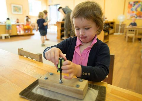 Montessori method: learning that emerges from within