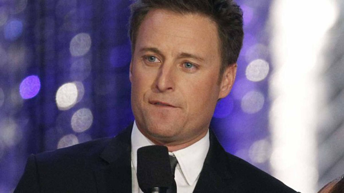 "Chris Harrison is host of ""The Bachelor."""