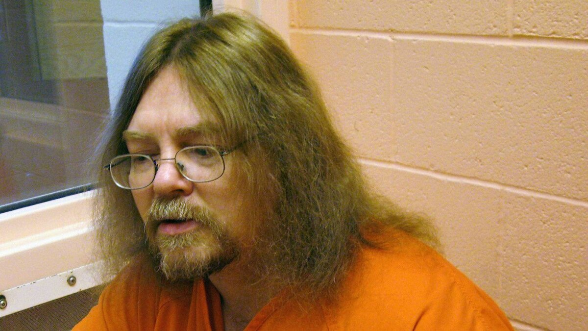 In this June 30, 2008 photo, Ronald Smith, the only Canadian on death row in the United States talks about spending the last 25 years trying to avoid the death penalty for two 1982 murders. THE CANADIAN PRESS/Bill Graveland