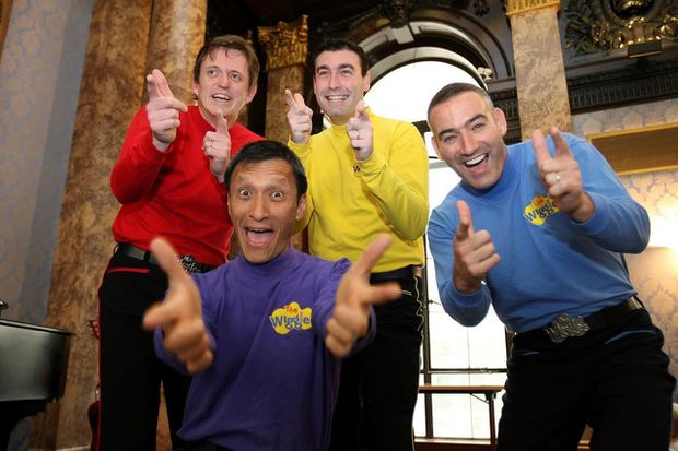Wiggles singer Greg Page suffers cardiac arrest at Sydney bushfire relief concert