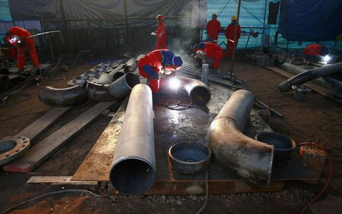 Commerce initiates AD, CVD probes into large-diameter pipe imports