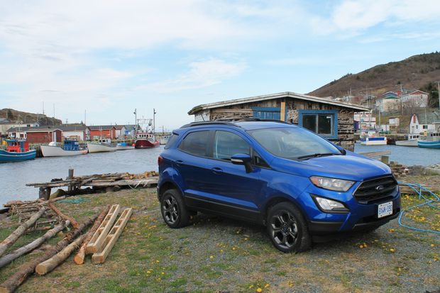 Now In Its Third Generation The Ford Ecosport Has Finally Made Its Debut In Canada
