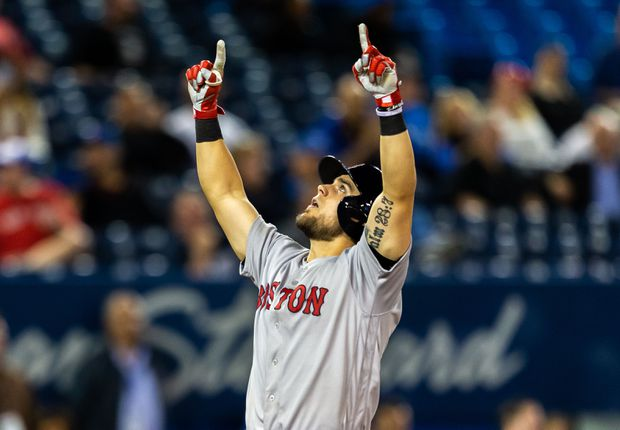 Chavis goes deep in 13th inning as Red Sox edge Blue Jays 6-5